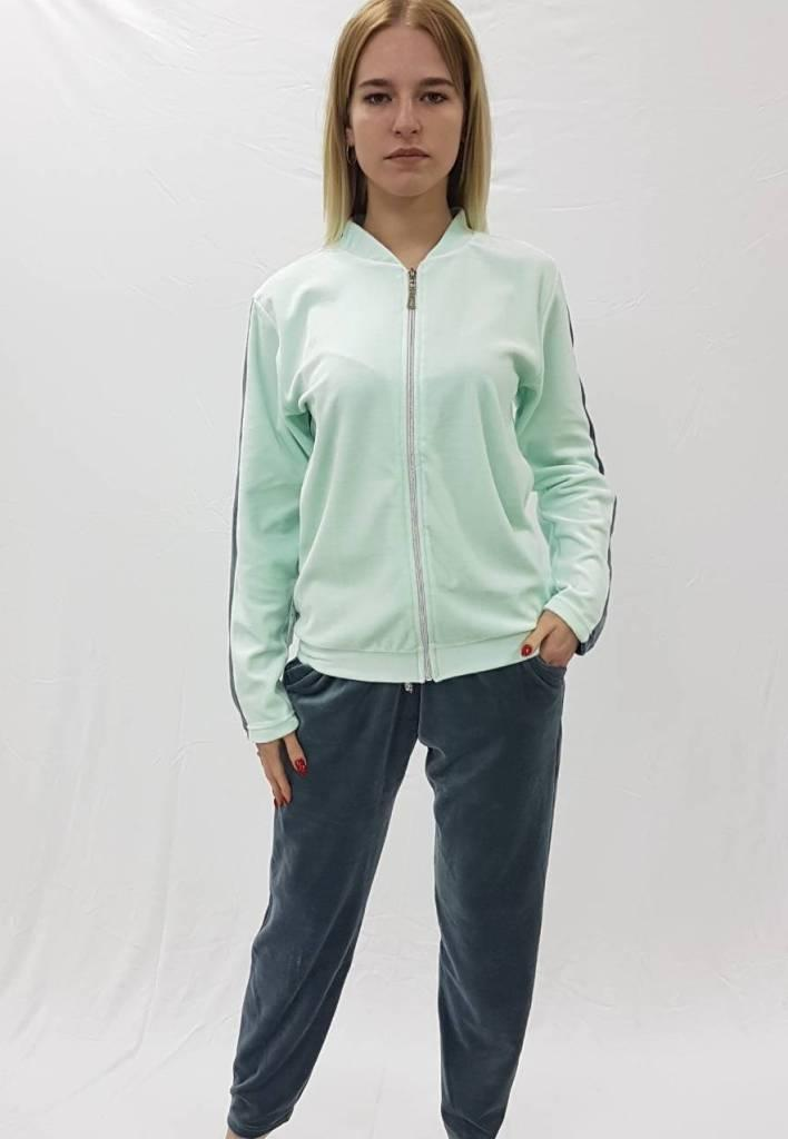 d6127849ca17c7 Жіночий теплий спортивний костюм D&C розмір L\XL\2XL: продажа, цена ...