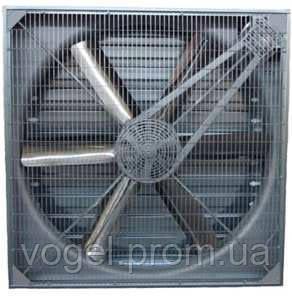 Вентилятор розгінний ES-140R/S; 380V; 1400x1400mm