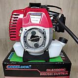 Бензокоса Goodluck GL6100BC (1 нож, 1 катушка) мотокоса, фото 3