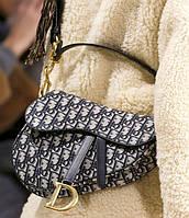 6c37347ef7e8 Сумка-седло Christian Dior Saddle Диор Dior , цена 1 230 грн ...