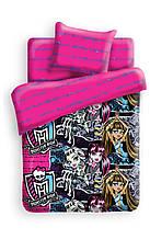 Детское постельное белье Monster High Школа монстров