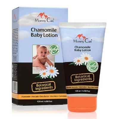 Увлажняющий лосьон для младенцев с органической ромашкой Mommy Care, фото 2