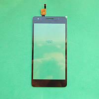 Сенсорный экран для Fly IQ4508 черный