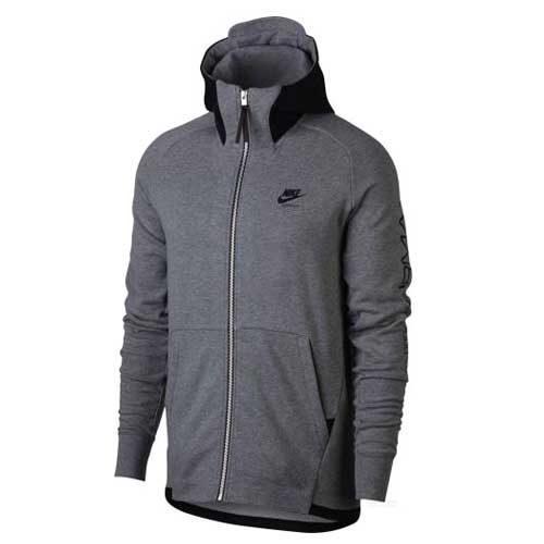 Толстовка Толстовка Nike Air Max Full-Zip French Terry 886071-091) - Оригинал