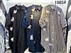 Платье рубашка с фатиновым цветами 44-54 (в расцветках), фото 4