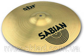 """Тарелка для барабанов SABIAN SBR1606 16"""" SBr Crash"""