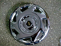 Колпак метал-хром 16 дюймов, колпаки автомобильные