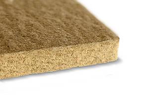 Теплоизоляция и звукоизоляция ISOPLAAT 25 мм,  плиты для внутреннего применения