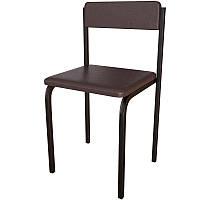 Стул ученический школьный УНИВЕРСАЛ. Школьный полумягкий стул для учебных заведений, фото 1