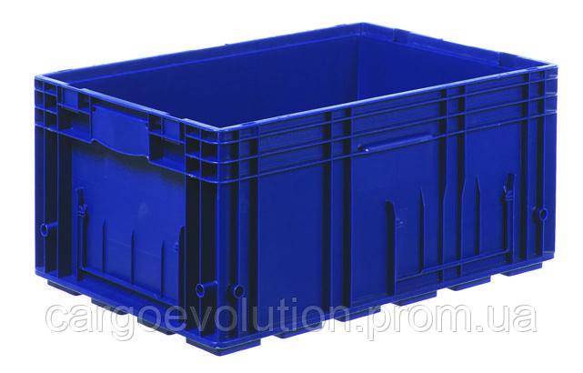 Пластиковый ящик KLT 594х396х280