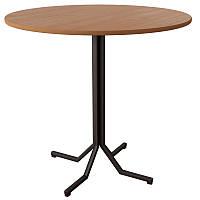 """Стол для кафе и баров """"Дуэт"""" круглый (d=800). Круглые столы для кафе и баров, столы обеденные круглые, фото 1"""
