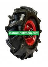 Колесо тракторное 3.50-4/204 в сборе (диаметр 270 мм)