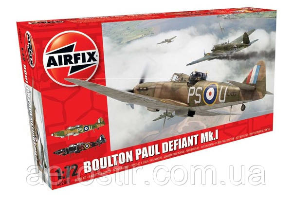 Boulton Paul Defiant Mk.1 1/72  Airfix 02069