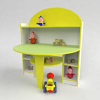 Столик игровой для детского сада Ромашка от производителя
