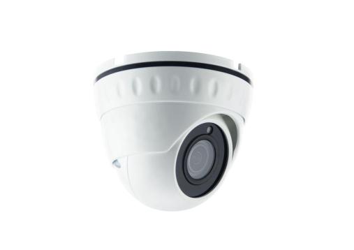 IP 5Мп відеокамера DT LIRDNSV500 вулична купольна POE 3.6 мм