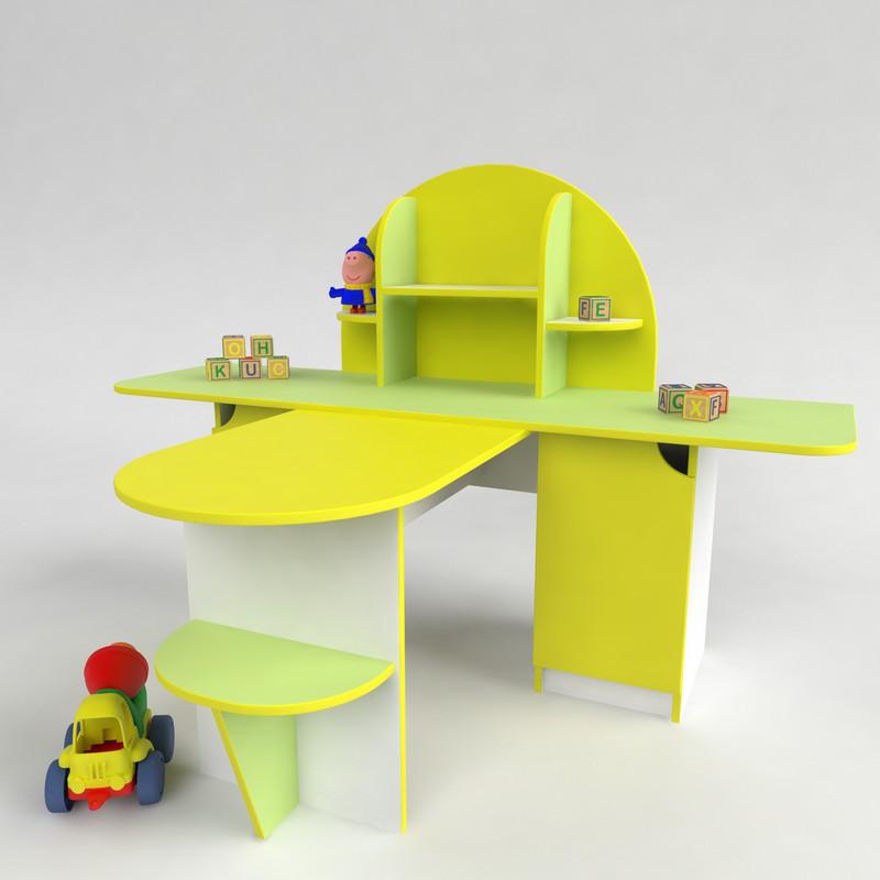 Стол детский Стелс для ИЗО от производителя