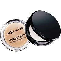 Крем - пудра Max Factor Miracle Touch Skin Smoothing Foundation (ПАЛИТРОЙ А(№30,40,55) В (№35,45,65) | 8083