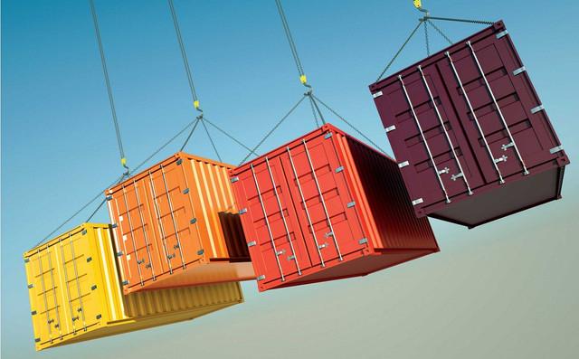 Характеристики контейнеров