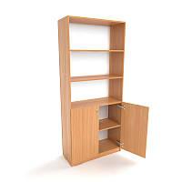 Шкаф для документов ШД-1 (600*350*1840h), офисные шкафы для документов, корпусная мебель, офисная мебель, фото 1