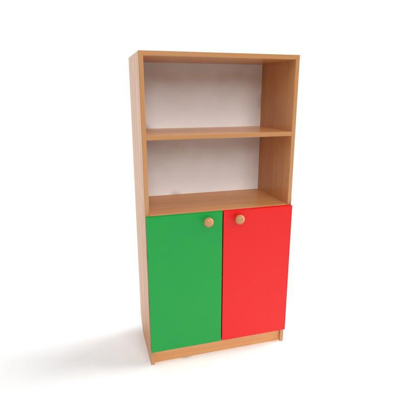 Шкаф для пособий Д-4