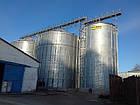 Металлический силос для хранения зерна NL 22/24 на 5000т (Германия), фото 3