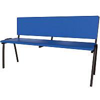 Скамья для учебных заведений, зон ожидания, столовых, фото 1