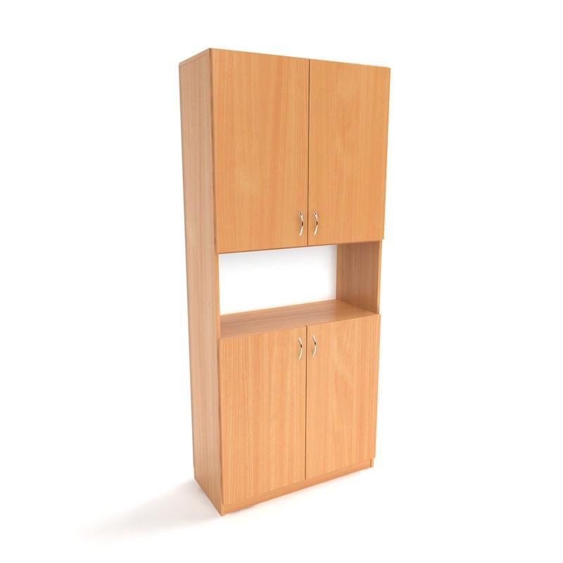 Шкаф офисный для документов ШД-3 (600*350*1840h), офисные шкафы для документов, офисная мебель