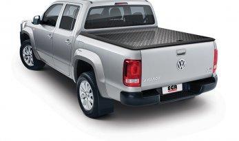 Крышка кузова, цельная, алюминиевая ЧЕРНАЯ Volkswagen Amarok 2010-
