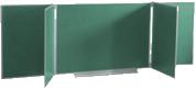 Доска учебная магнитная мел./маркер./комби. 4000х1000, фото 1