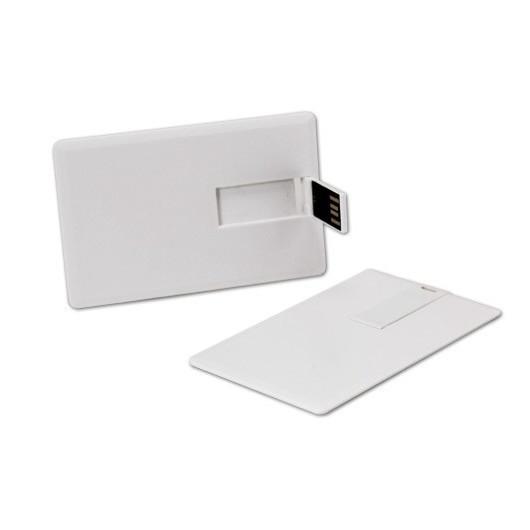Флеш память USB Credit Card 8 Gb