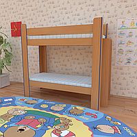 Двухъярусная  кровать Дуэт, фото 1