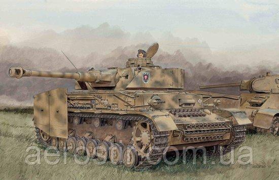 Pz.Kpfw.IV Ausf.G Apr-May 1943 Production 1/35 Dragon 6594