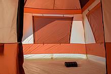 Палатка 6+3 местная GreenCamp GC1610, фото 3