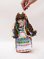 Мягкая шарнирная кукла малая девочка