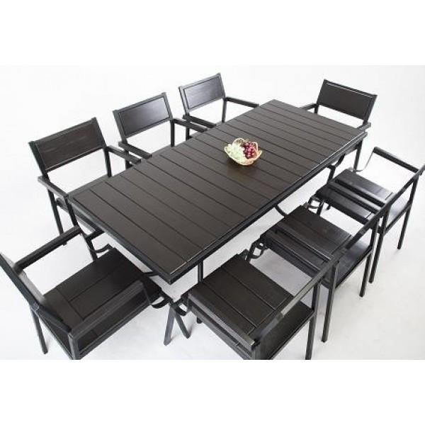 Комплект мебели «Бристоль» (стол + 8 стульев)