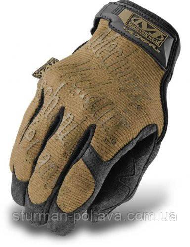 Перчатки комбенированые   MECHANIX WEAR  Кайот