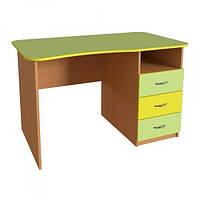 Учительський стіл робочий для НУШ - Учительский стол рабочий для НУШ, фото 1