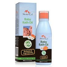 Дитяче масло для ванни Mommy Care