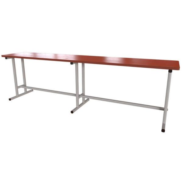 Лавка для школьной столовой от производителя