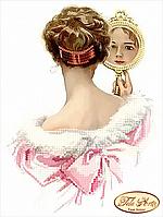 """""""Жаклин"""" - cхема для вышивки бисером"""