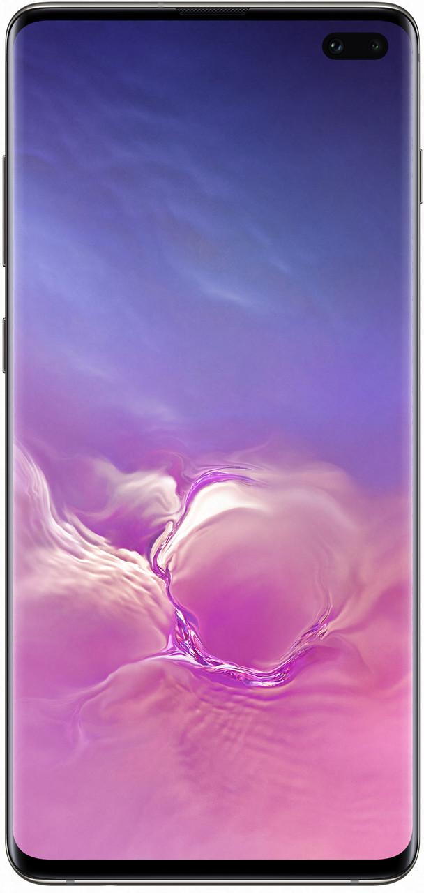 Сенсорный мобильный телефон Samsung Galaxy S10 Plus 2019 G975F 8/128Gb Black