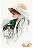 """""""Шарлотта"""" - cхема для вышивки бисером"""