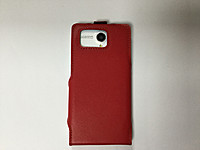 Книжка Lenovo A5800 A616 красная