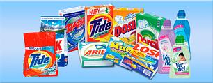 Засоби для прання , миття посуду та ванни