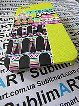 Дизайнерский чехол ручной работы для Iphone 5/5s soft-touch , фото 3