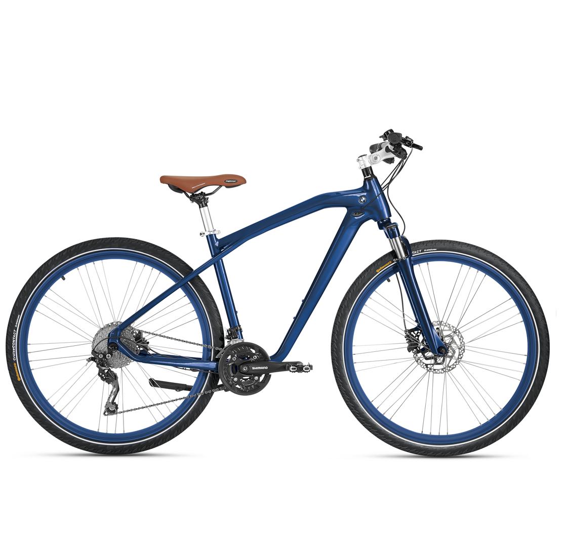 Оригінальний велосипед BMW Cruise Bike 2016, Aqua Pearl Blue, артикул 80912412305