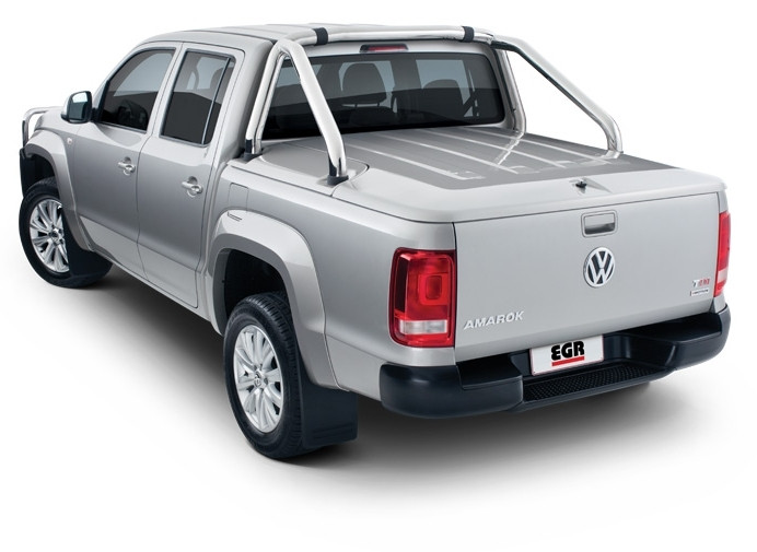 Крышка кузова под оригинальные дуги EGR  Volkswagen Amarok 2010-