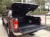 Крышка кузова под оригинальные дуги EGR  Volkswagen Amarok 2010-, фото 6