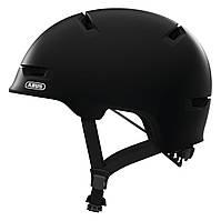 Шлем ABUSSCRAPER 3.0  M (52-58 см) Velvet Black 817588