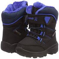 49af95f8c Детские зимние термо сапоги Kamik 16, 5 cм US 10 EUR 27 ботинки зима